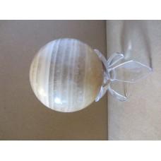 Burnt Calcite Sphere 70-80mm