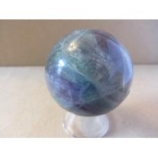 Fluorite Sphere 40-50mm