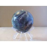 Fluorite Sphere 50-60mm #2
