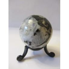 Rainbow Moonstone sphere 40-50mm