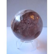 Red Hematoid Quartz Sphere 60mm