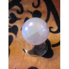 Rose Aura Quartz Sphere 25-30mm